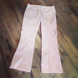 Z Cavaricci - Vintage Pink Cargo Pants